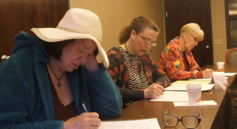 Arlene Bice writing coach instructor workshop