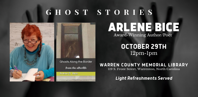 Ghost Stories Arlene Bice